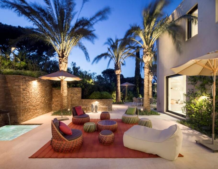 Privatvilla St Tropez 3 S