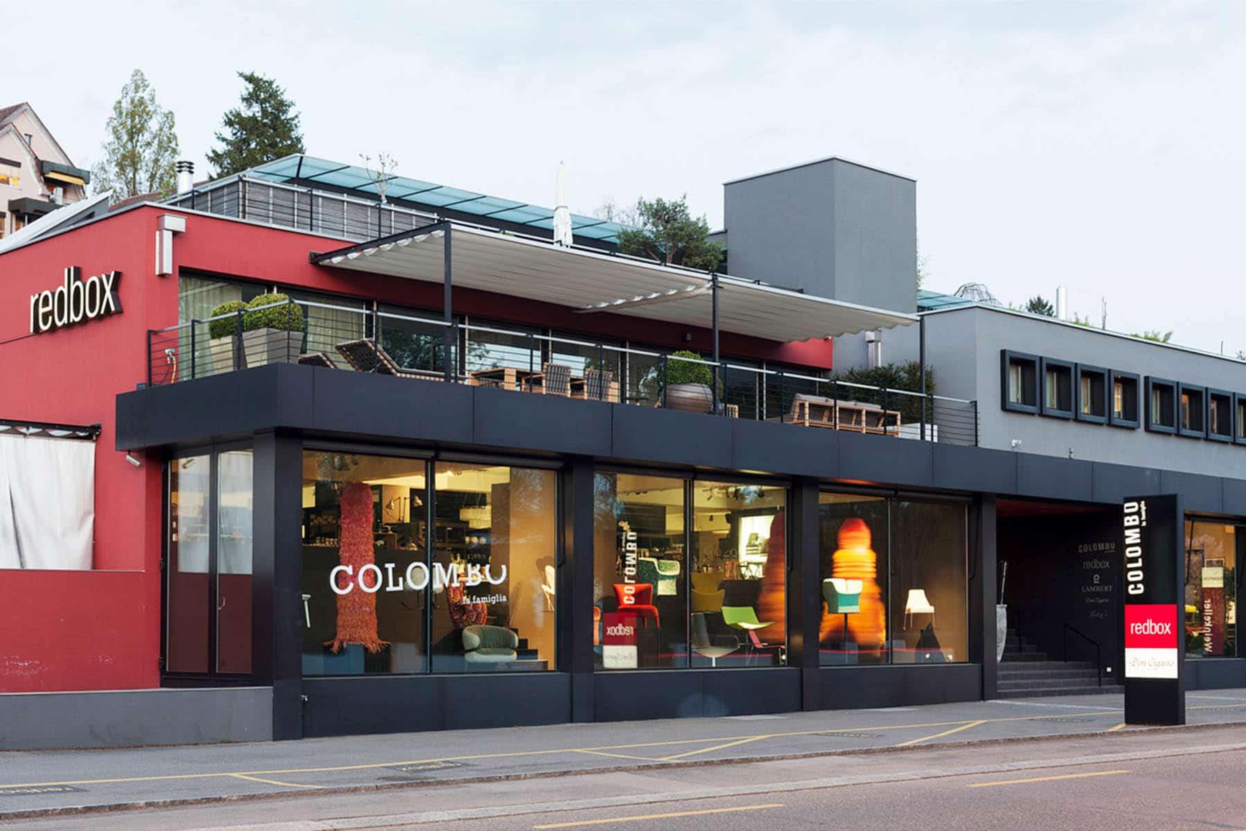 redbox-Haus Zollikon