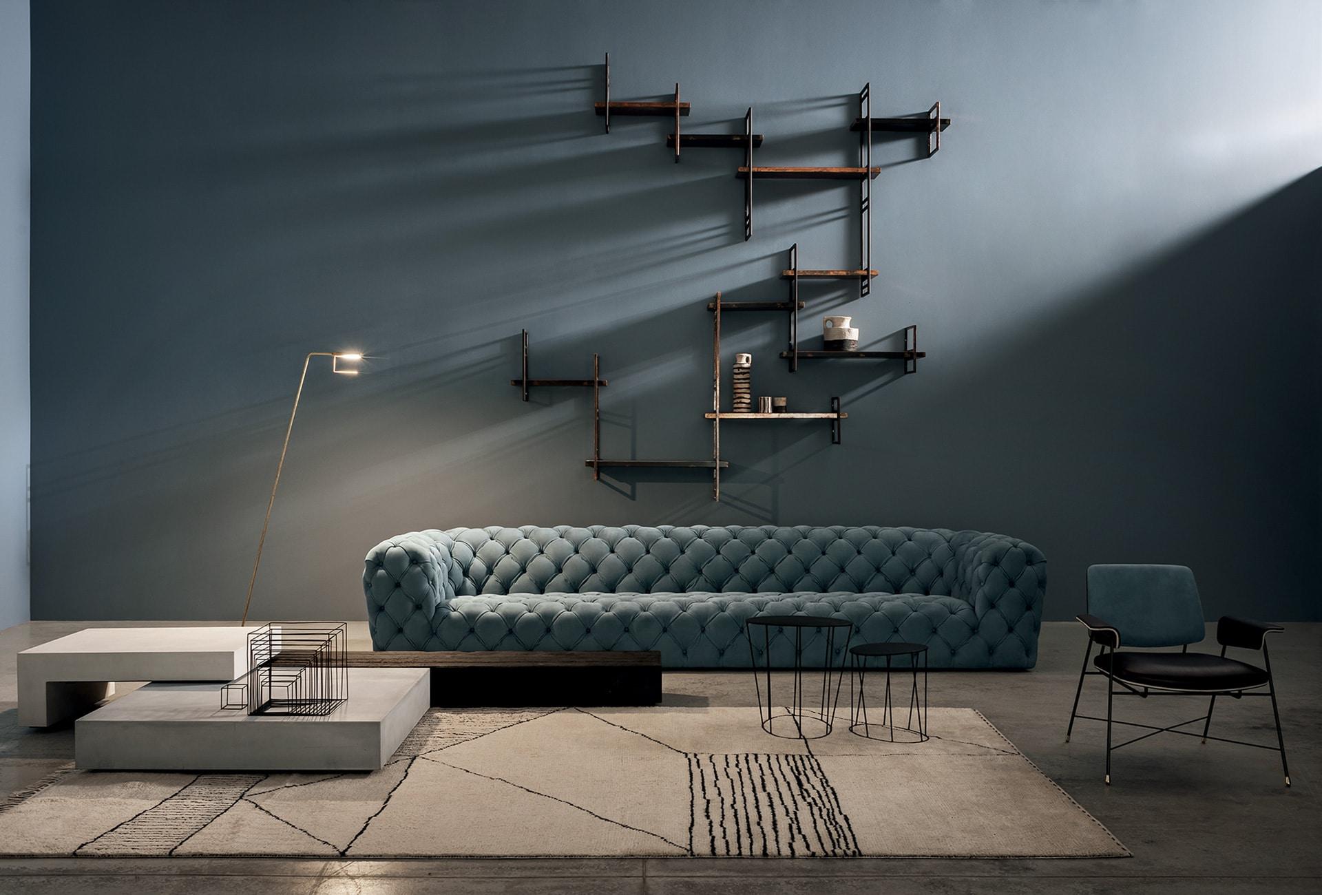 Sofa Chester Moon von Baxter