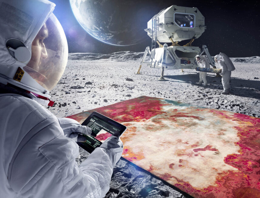 Space 11 von Jan Kath