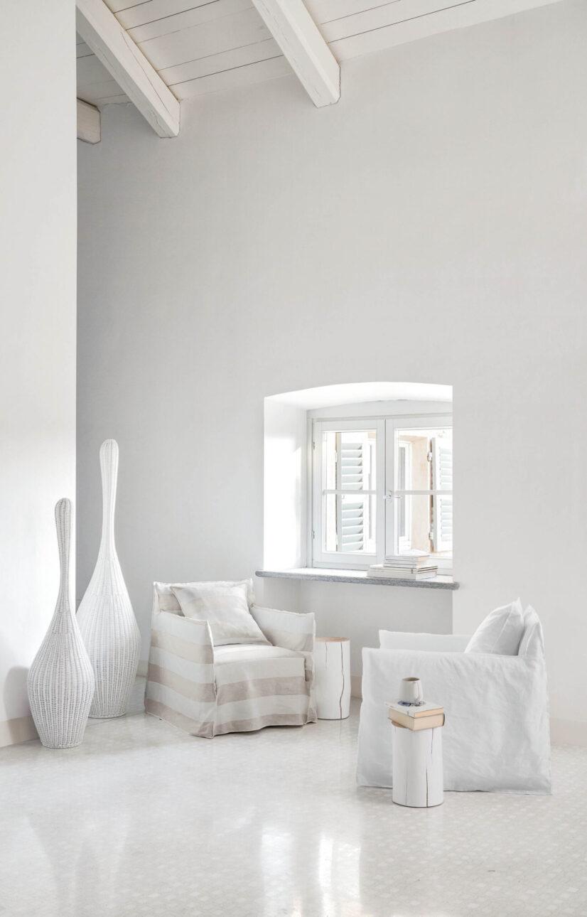 Sessel Ghost von Gervasoni