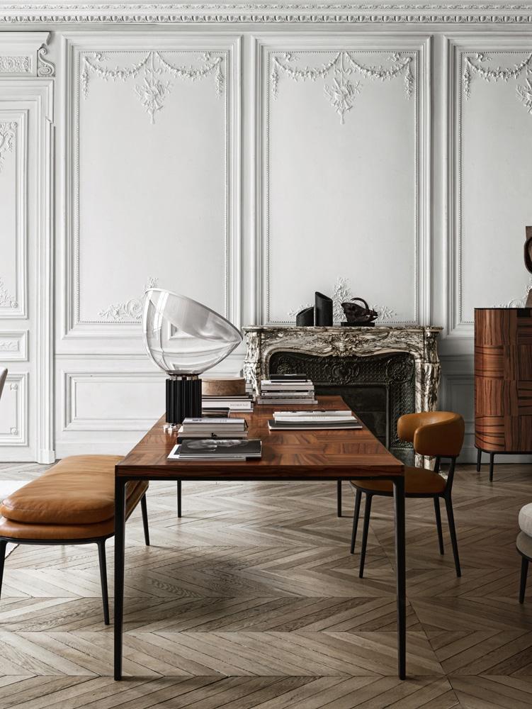 Tisch Alcor der Lux Collection von Maxalto