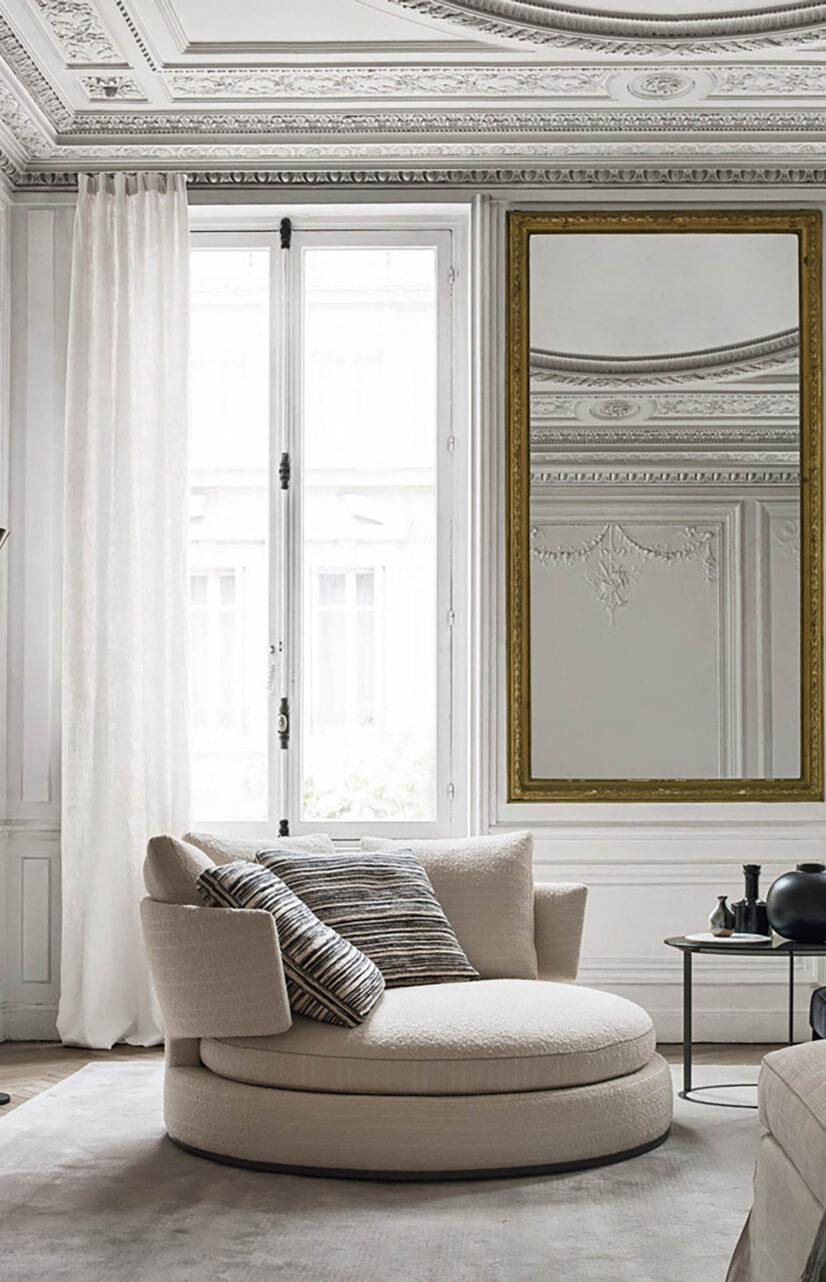 Sofa Amoenus Soft von Maxalto