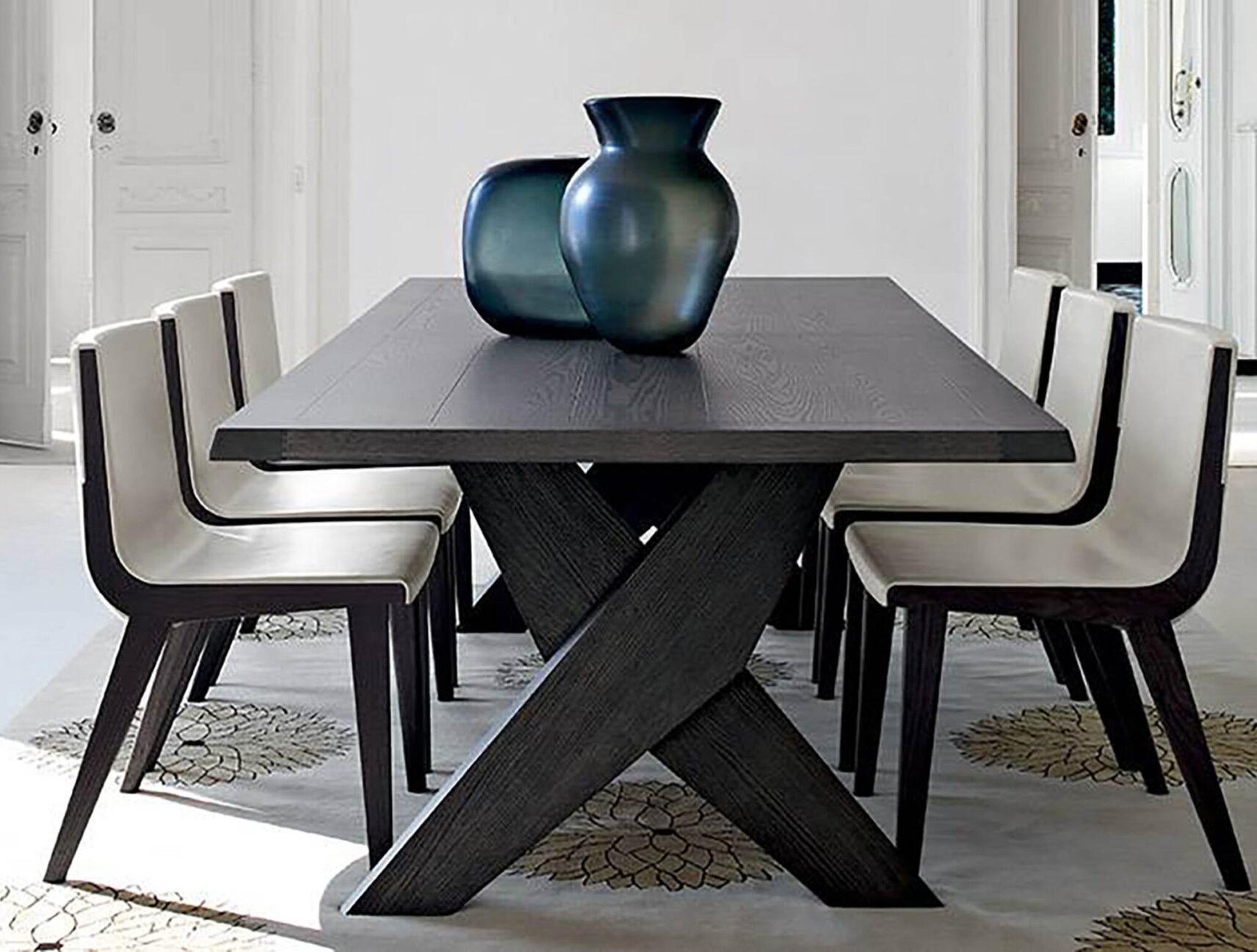 Tisch Ares Der Acro Collection Von Maxalto