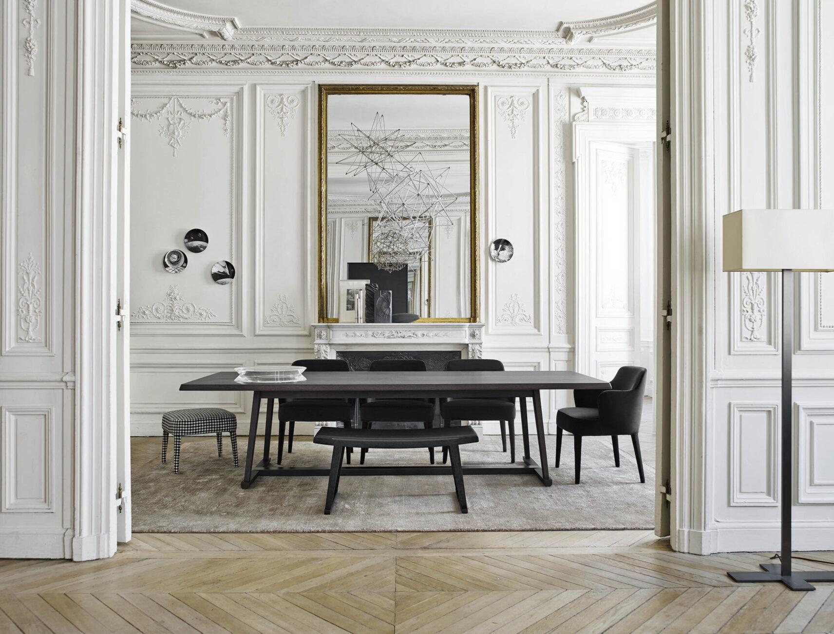 Tisch Recipio Der Lux Collection Von Maxalto
