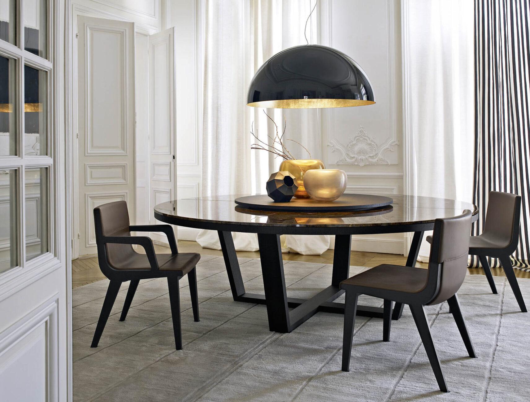 Tisch Xilos Der Acro Collection Von Maxalto