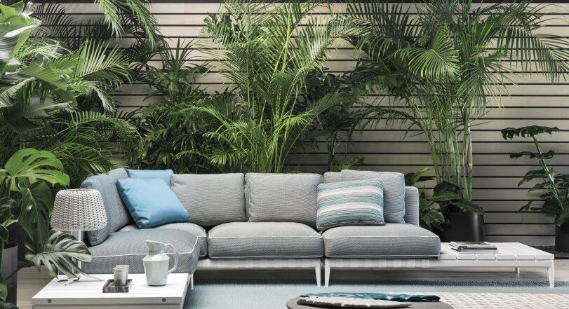Atlante Outdoor Sofa von Flexform