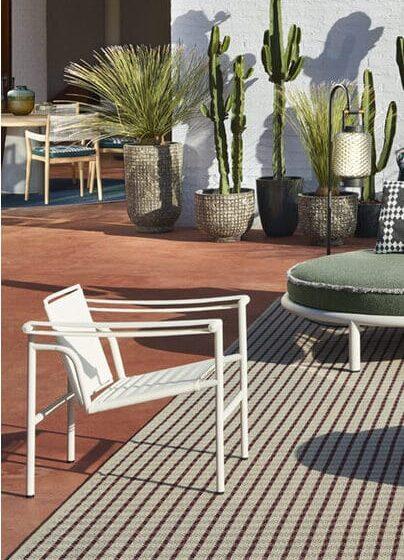 LC1 Outdoor Stuhl von Cassina