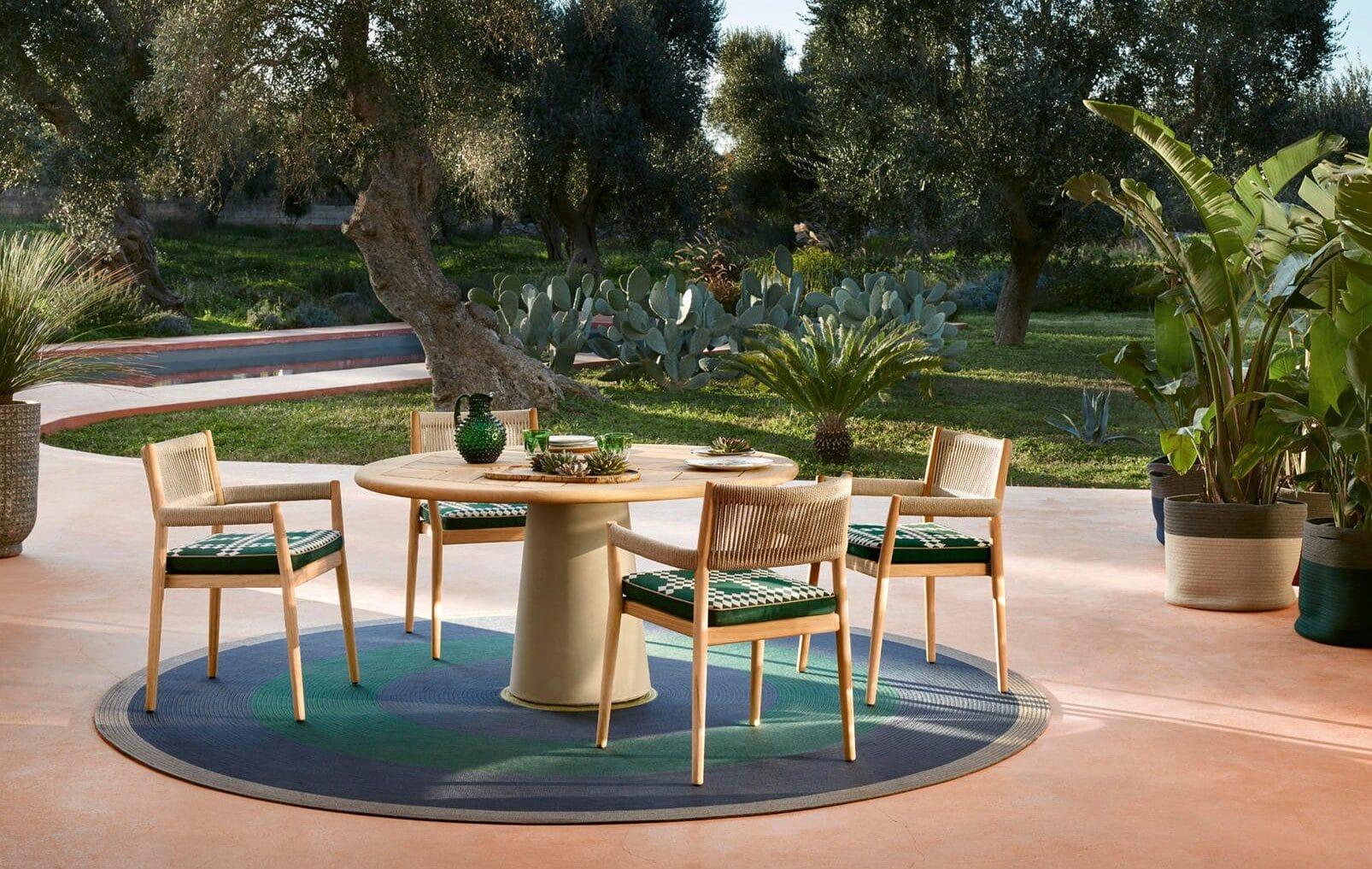 Dine Out Outdoor Kollektion von Cassina