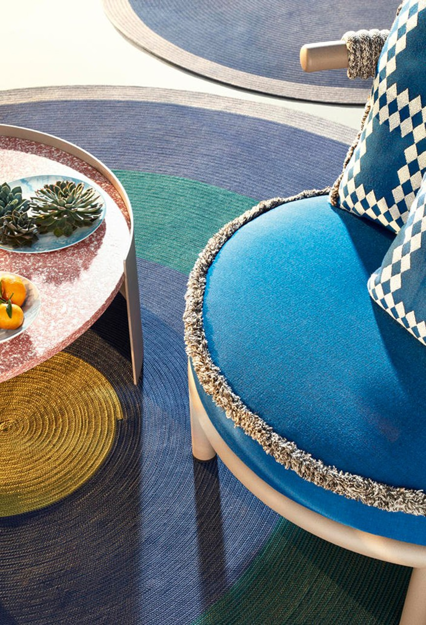 Outdoor Sessel Trampoline von Cassina