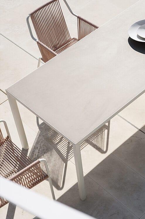 Outdoor Tisch Plein Air von Roda