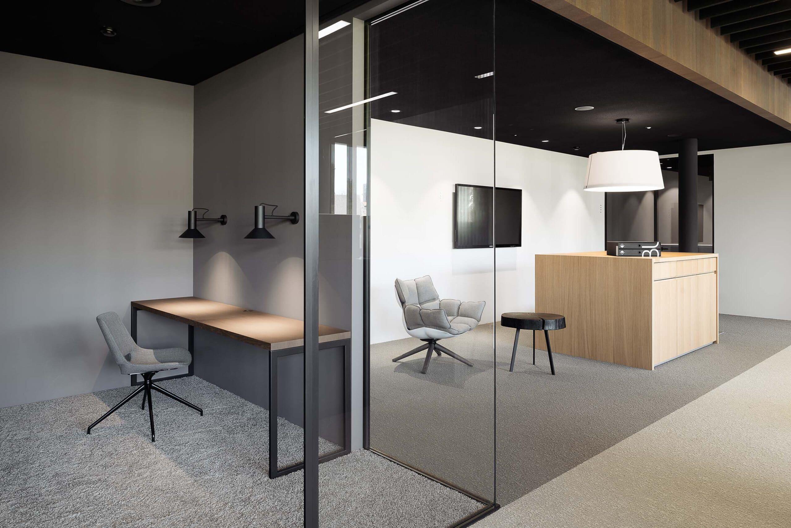 Büroräumlichkeiten von Fortimo in St. Gallen