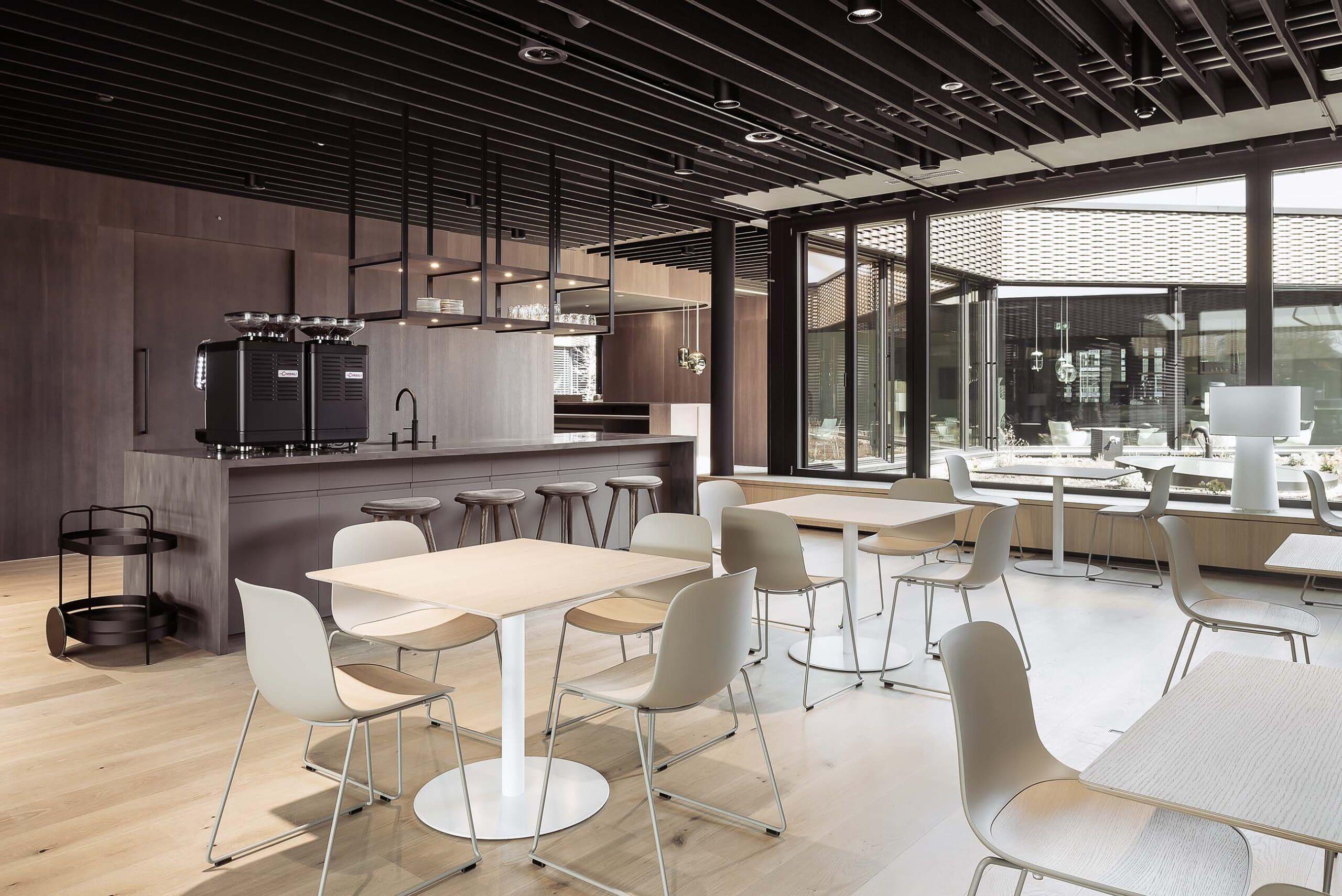 Cafeteria von Fortimo in St. Gallen